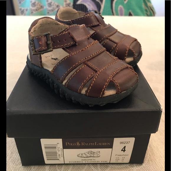 Polo Ralph Lauren Baby Boy Sandals